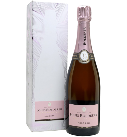 Champagne Brut Rose Millesime 2011 (boxed) - Louis Roederer