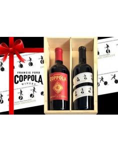 Vini Rossi - Cassetta Regalo 'Degustazione Coppola' (2x750 ml.) - Francis Ford Coppola -  - 1