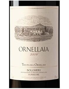 Vini Rossi - Bolgheri Superiore DOC 'Ornellaia' 2006 (750 ml. cassetta in legno) - Ornellaia - Ornellaia - 3