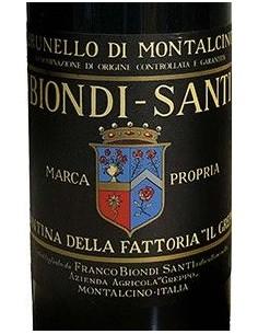 Vini Rossi - Brunello di Montalcino Riserva DOCG 1985 (750 ml. astuccio) - Biondi Santi - Biondi Santi - 3