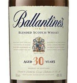 Whisky Blended - Blended Scotch Whisky 30 Years Old (700 ml. deluxe gift box) - Ballantine's - Ballantine's - 4