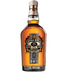 Whisky Blended - Blended Scotch Whisky 'Original Legend' 25 years old (700 ml. deluxe gif box) - Chivas Regal - Chivas Regal - 2