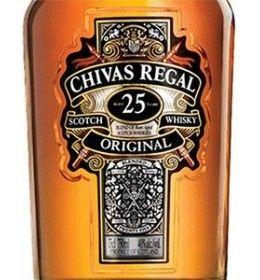 Whisky Blended - Blended Scotch Whisky 'Original Legend' 25 years old (700 ml. deluxe gif box) - Chivas Regal - Chivas Regal - 3