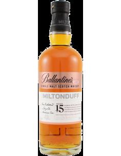 Whisky Single Malt - Single Malt Scotch Whisky 'Miltonduff' 15 Years Old  (700 ml.) - Ballantine's - Ballantine's - 2
