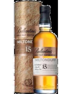 Whisky Single Malt - Single Malt Scotch Whisky 'Miltonduff' 15 Years Old  (700 ml.) - Ballantine's - Ballantine's - 1