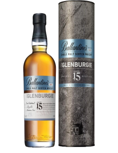 Whisky Single Malt - Single Malt Scotch Whisky 'Glenburgie' 15 Years Old  (700 ml.) - Ballantine's - Ballantine's - 1