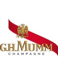 Champagne Blanc de Noirs - Champagne Brut 'RSRV Cuvee Lalou' 2006 (750 ml. cofanetto) - G.H. Mumm - G.H. Mumm - 6