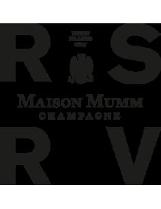 Champagne Blanc de Noirs - Champagne Brut 'RSRV Cuvee Lalou' 2006 (750 ml. cofanetto) - G.H. Mumm - G.H. Mumm - 5