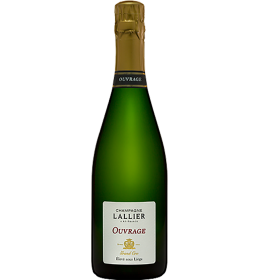 Champagne Extra Brut 'Ouvrage' Grand Cru (boxed) - Lallier