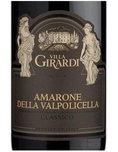 Amarone della Valpolicella Classico DOCG 2015 - Tenuta Villa Girardi