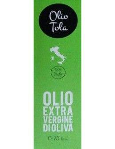 Extra Virgin Olive Oil DOP (750 ml) 2019 - Olio Tola