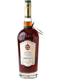 Rum - Rum 'Tributo' 2017 (700 ml. astuccio) - Havana Club - Havana Club - 2