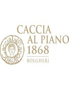 Bolgheri Rosso DOC 'Ruit Hora' 2017 - Caccia al Piano 1868