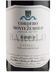 Vini Rossi - Barolo DOCG Bricco 'Gattera' 2015 (750 ml.) - Cordero di Montezemolo - Cordero di Montezemolo - 2