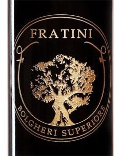 Vini Rossi - Bolgheri Superiore DOC 'Tenuta Hortense' 2016 (750 ml. astuccio) - Fratini - Fratini - 3