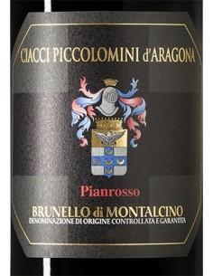 Red Wines - Brunello di Montalcino DOCG 'Pianrosso' 2013 (750 ml.) - Ciacci Piccolomini d'Aragona - Ciacci Piccolomini d'Aragona