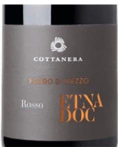 Red Wines - Etna Rosso DOC 'Contrada Feudo di Mezzo' 2016 (750 ml.) - Cottanera - Cottanera - 2