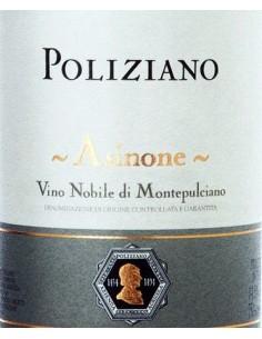 Vini Rossi - Vino Nobile di Montepulciano DOCG 'Asinone' 2017 (750 ml.) - Poliziano - Poliziano - 2