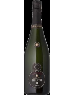 Vini Spumanti - Franciacorta DOCG  '61 Nature2013 (750 ml. astuccio) - Berlucchi - Berlucchi - 2