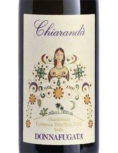 White Wines - Contessa Entellina DOC Chardonnay 'Chiaranda' 2017 (750 ml.) - Donnafugata - Donnafugata - 2