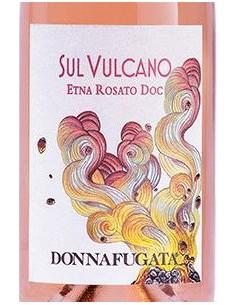 Vini Rose' - Etna Rosato DOC 'Sul Vulcano' 2019 (750 ml.) - Donnafugata - Donnafugata - 2