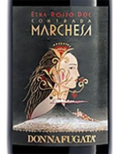 Red Wines - Etna Rosso DOC Contrada 'Marchesa' 2017 (750 ml.) - Donnafugata - Donnafugata - 2