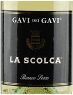 White Wines - Gavi dei Gavi DOCG 'Etichetta Nera' 2019 (750 ml.) - La Scolca - La Scolca - 2
