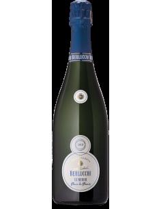 Sparkling Wines - Franciacorta DOCG '61 Nature Blanc de Blancs 2013 (750 ml. boxed) - Berlucchi - Berlucchi - 2