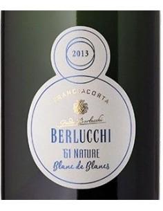 Sparkling Wines - Franciacorta DOCG '61 Nature Blanc de Blancs 2013 (750 ml. boxed) - Berlucchi - Berlucchi - 3