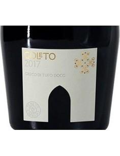 White Wines - Greco di Tufo DOCG 'Goleto' 2017 (750 ml.) - Tenute Capaldo - Tenute Capaldo - 2
