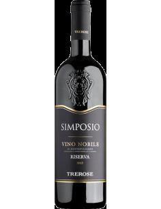 Red Wines - Vino Nobile di Montepulciano Riserva DOCG 'Simposio' 2015 (750 ml.) - Trerose - Trerose - 1