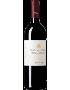 Vini Rossi - Chianti Classico DOCG 'Fonte alla Selva' 2018 (750 ml.) - Banfi - Castello Banfi - 1