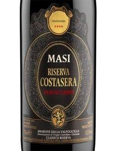 Red Wines - Amarone della Valpolicella Classico Riserva DOCG 'Costasera' 2013 (750 ml.) - Masi - Masi - 2