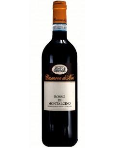 Red Wines - Rosso di Montalcino DOC 2019 (750 ml.) - Casanova di Neri - Casanova di Neri - 1