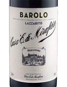 Red Wines - Barolo DOCG 'Lazzarito' 2015 (750 ml.) - Casa E. di Mirafiore - Mirafiore - 2