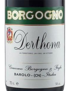 White Wines - Colli Tortonesi Timorasso DOC 'Derthona' 2018 (750 ml.) - Borgogno - Borgogno - 2