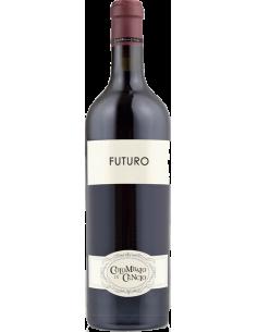 Vini Rossi - Toscana Rosso IGT 'Futuro' 2017 (750 ml.) - Colombaio di Cencio - Colombaio di Cencio - 1