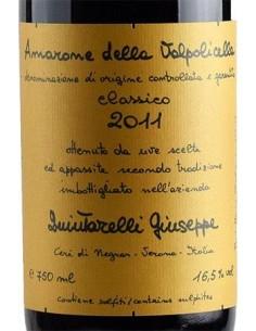 Vini Rossi - Amarone della Valpolicella Classico DOC 2011 (750 ml.) - Quintarelli Giuseppe - Quintarelli - 2