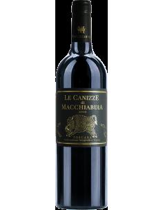 Vini Rossi - Toscana IGT 'Le Canizze' 2019 (750 ml.) - Macchiabuia - Macchiabuia - 1