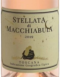 Vini Rose' - Toscana IGT Rosato 'Stellata' 2019 (750 ml.) - Macchiabuia - Macchiabuia - 2
