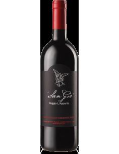 Vini Rossi - Montecucco Sangiovese DOCG 'San Giò' 2016 (750 ml.) - Poggio L'Apparita - Poggio l'Apparita - 1