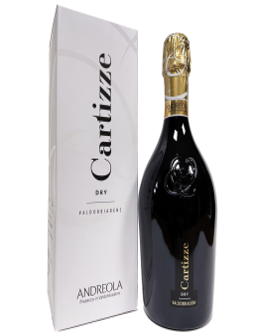 Vini Spumanti - Valdobbiadene Prosecco Superiore di 'Cartizze' DOCG Dry (750 ml. con astuccio) - Andreola - Andreola - 1