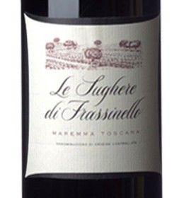 Red Wines - Maremma Toscana Rosso IGT 'Le Sughere' di Frassinello 2016 (750 ml.) - Rocca di Frassinello - Rocca di Frassinello -