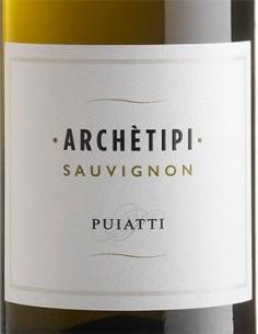 Vini Bianchi - Friuli DOP Sauvignon Blanc 'Archetipi' 2018 (750 ml.) - Puiatti - Puiatti - 2