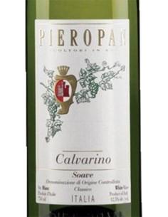 White Wines - Soave Classico DOC 'Calvarino' 2018 (750 ml.) - Pieropan - Pieropan - 2
