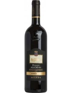 Red Wines - Brunello di Montalcino DOCG Riserva 'Poggio alle Mura' 2013 (750 ml.) - Castello Banfi - Castello Banfi - 1