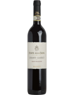 Vini Rossi - Chianti Classico Gran Selezione DOCG 'Fonte alla Selva' Gran Selezione 2015 (750 ml.) - Banfi - Castello Banfi - 1