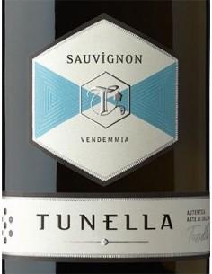 White Wines - Colli Orientali del Friuli DOC Sauvignon 2019 (750 ml.) - La Tunella - La Tunella - 2