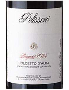 Vini Rossi - Dolcetto d'Alba DOC 'Augenta' 2019 (750 ml.) - Pelissero - Pelissero - 2