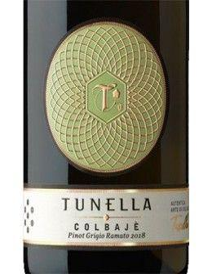 White Wines - Colli Orientali del Friuli DOC Pinot Grigio Ramato 'Colbaje' 2018 (750 ml.) - La Tunella - La Tunella - 2